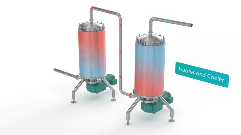 Heater & Cooler